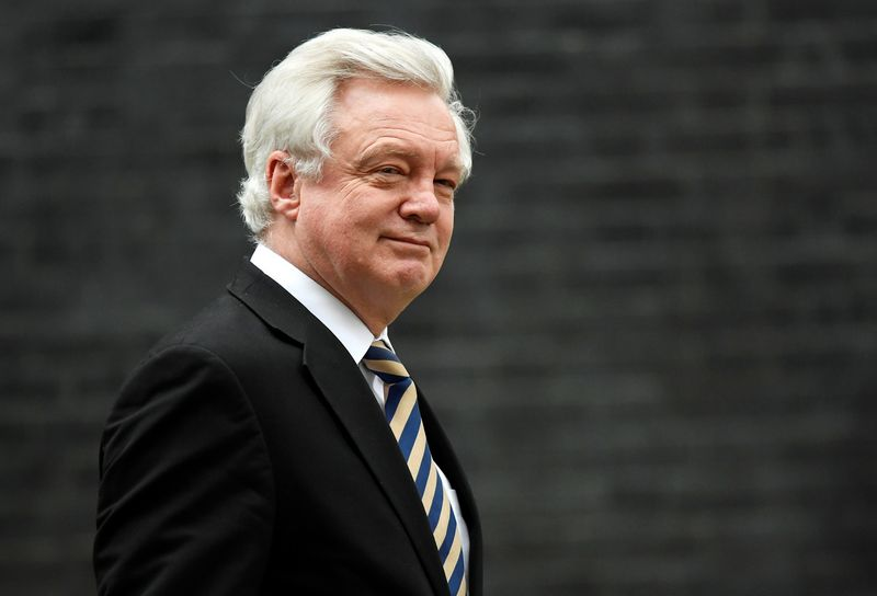 "Jungtinės Karalystės ""Brexit"" ministras ramino dėl JK ateities po ""Brexit""  Toby Melville  (""Reuters""/""Scanpix"") nuotr."