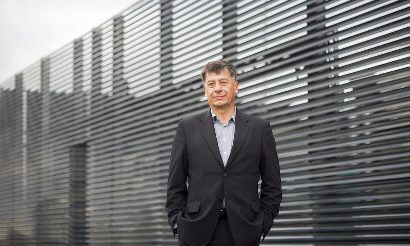 """Česlovas Stanaitis,  IT sprendimų ir paslaugų UAB """"Atea"""" informacinių sistemų kūrimo grupės direktorius, perspėja, kad bet kurią verslo šaką gali ištikti taksi likimas. Bendrovės nuotr."""