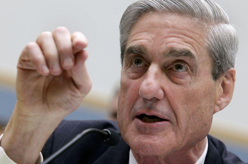 """Robertas Muelleris, JAV teisingumo departamento specialusis kaltintojas. Yuri Gripas (""""Reuters""""/""""Scanpix"""") nuotr."""