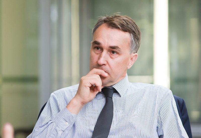 Petras Auštrevičius, vienas iš dviejų galimų LIberalų sąjūdžio kandidatų. Juditos Grigelytės nuotr.