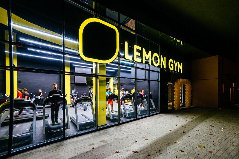"""Lemon Gym"" nuotr."