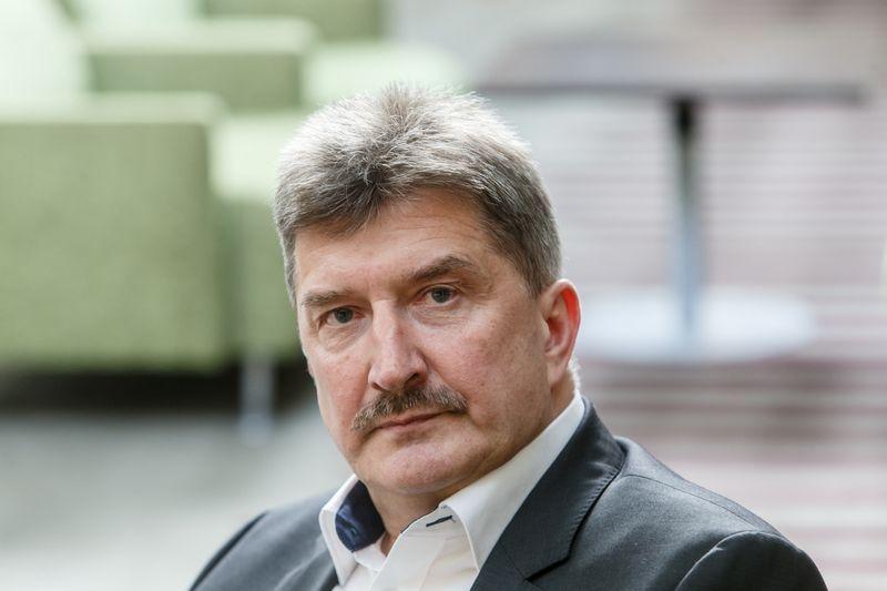 """Romualdas Žadeika, buvęs """"Achemos grupės"""" vadovas. Vladimiro Ivanovo (VŽ) nuotr."""