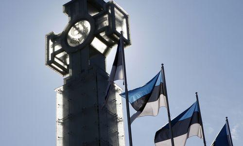 Grybauskaitė ir Skvernelis siunčia linkėjimus Estijai