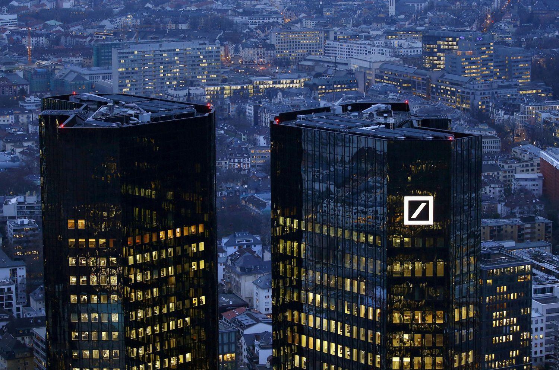 """""""Deutsche Bank"""" imasi turto valdymo padalinio IPO"""
