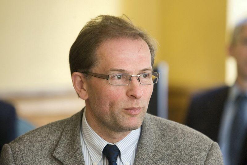 Arūnas Svitojus. Vladimiro Ivanovo (VŽ) nuotr.