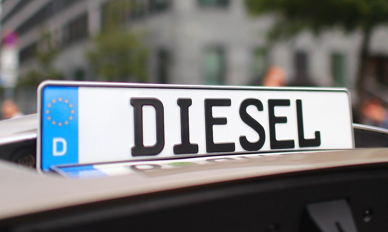 Perversmas Vokietijos keliuose – busribojamas dyzelinių automobilių eismas