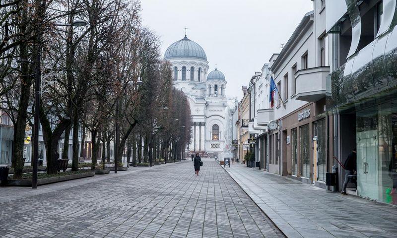 Kauno Įgulos bažnyčiai restauruoti planuojama išleisti 1,8 mln. Eur. Juditos Grigelytės (VŽ) nuotr.