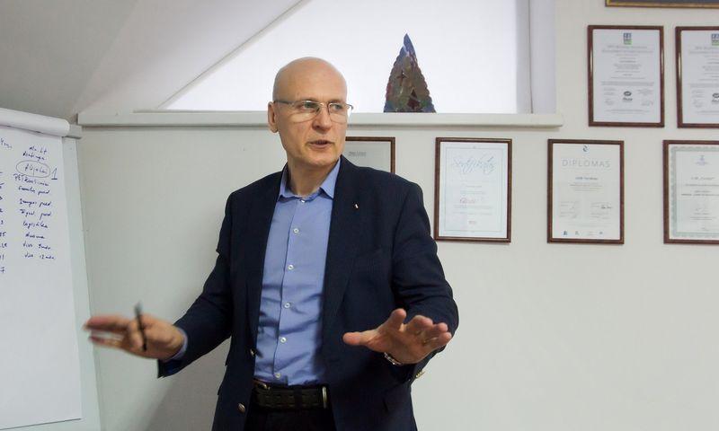 """Juozas Maksvytis, UAB """"Terekas"""" generalinis direktorius. Vladimiro Ivanovo (VŽ) nuotr."""