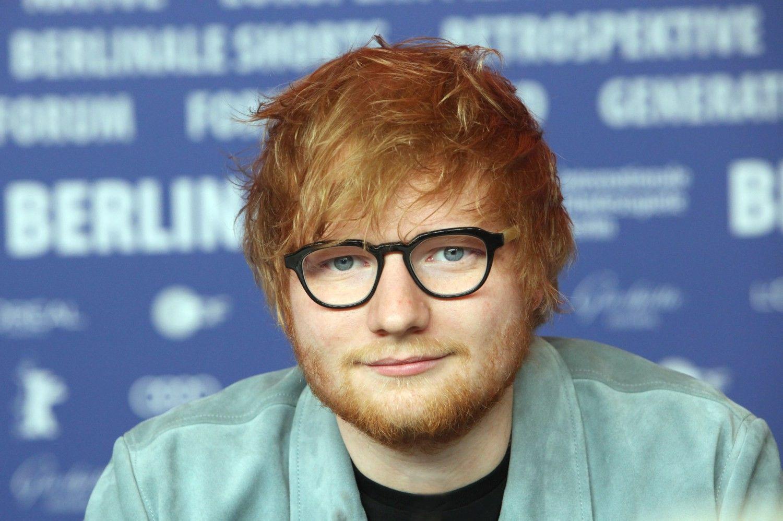 Edas Sheeranas pernai tapo perkamiausiumuzikantu pasaulyje