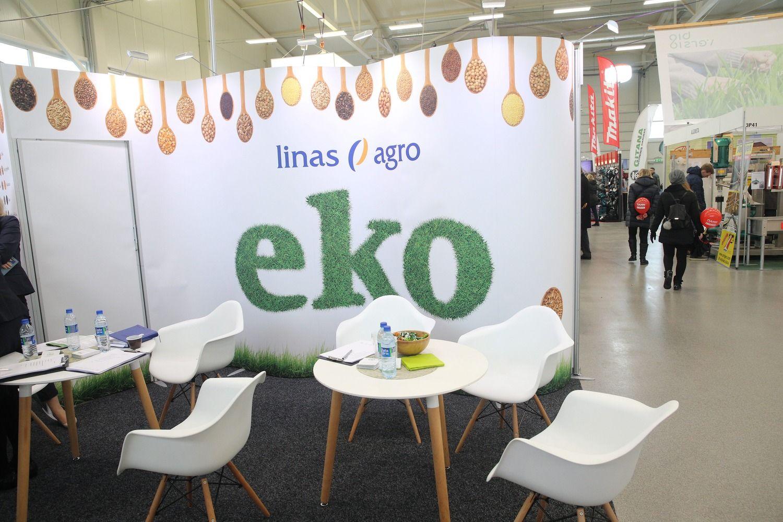 """""""Linas Agro Group"""" grynąjį pelną pašokdino 4 kartus"""