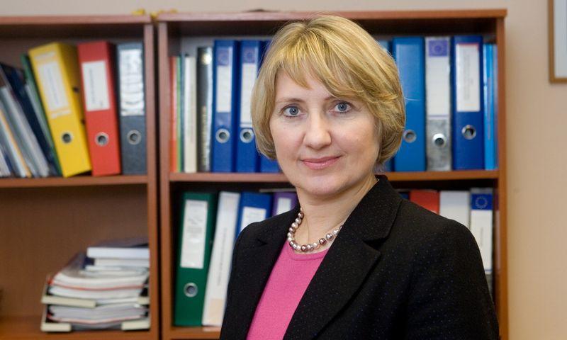 Alina Gaudutytė, VMI Teisės departamento direktoriaus pavaduotoja.  Juditos grigelytės (VŽ) nuotr.