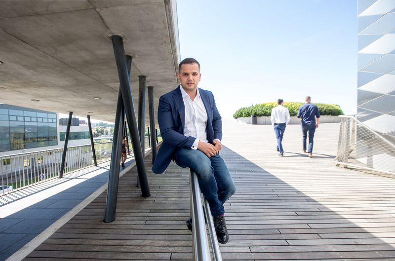 """Renatas Žeknys, """"Swedbank"""" Investavimo produktų srities vadovas. Juditos Grigelytės (VŽ) nuotr."""