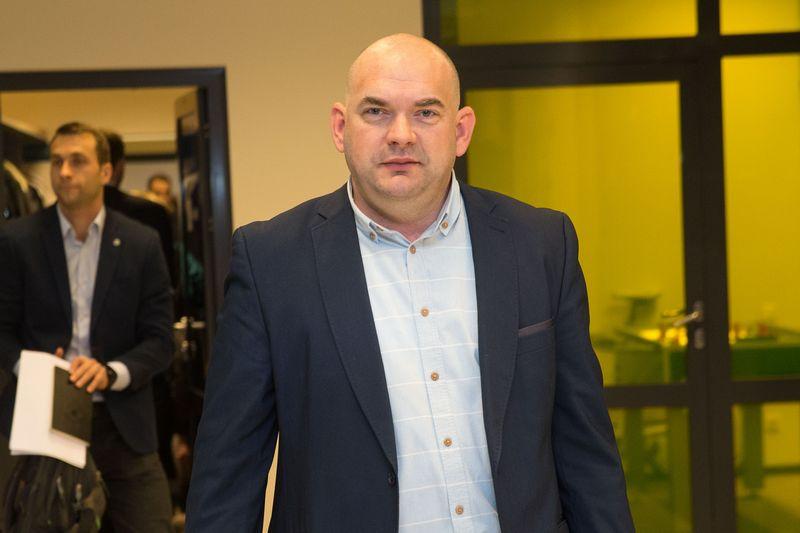 """Marius Pareščius, """"Business Hive Vilnius"""" ir """"Baltic Fund"""" vadovas: """"Investuosime ir į ICO skelbiančias bendroves."""" Vladimiro Ivanovo (VŽ) nuotr."""