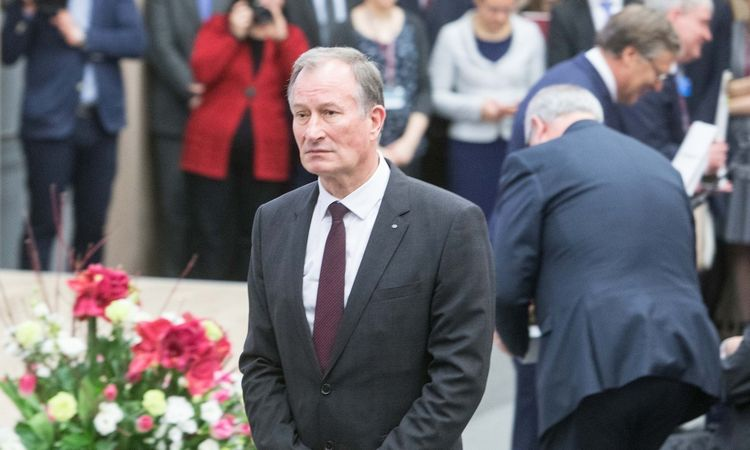 PST vadovas: ukrainiečiai Lietuvos problemų neišspręs
