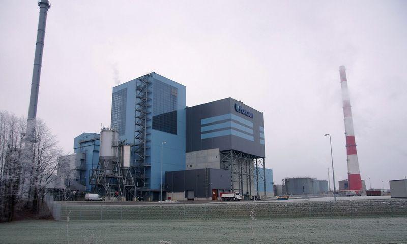 """""""Fortum Klaipėda"""" atliekų deginimo jėgainė., Algimanto Kalvaiči"""