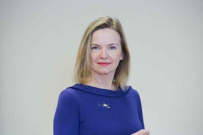 Vilma Vildžiūnaitė, Mokestinių ginčų komisijos narė. Vladimiro Ivanovo (VŽ) nuotr.