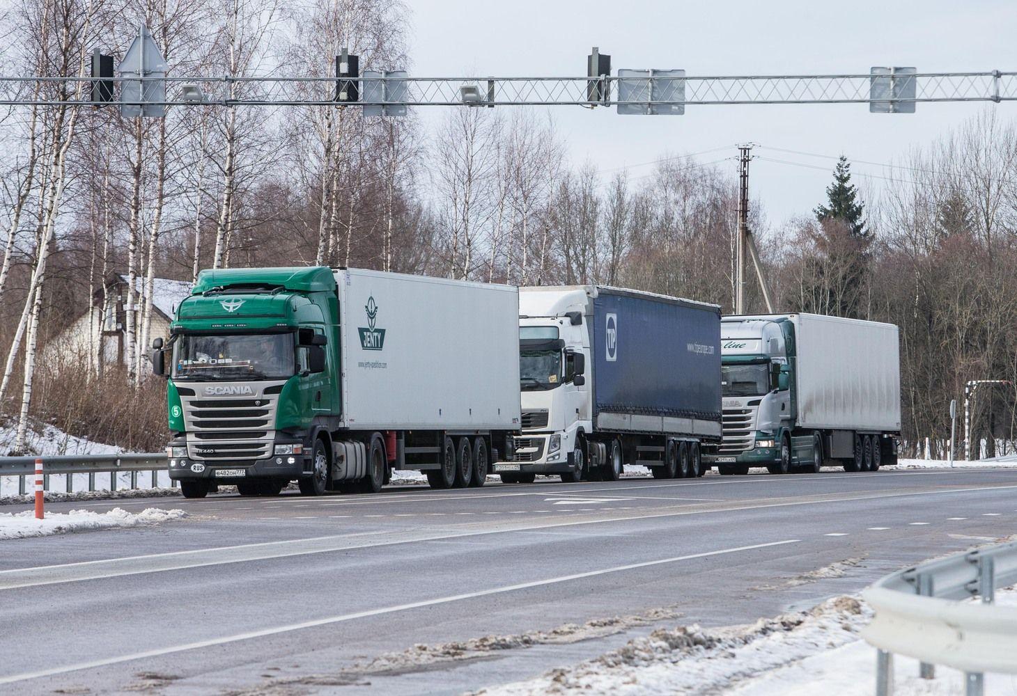 VMI, FNTT ir VDI tikrins per 30 neįvardijamų transporto bendrovių