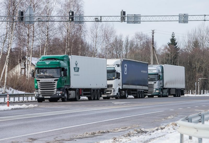Valstybinės kontrolės institucijos tikrins per 30 pasirinktų Lietuvos transporto įmonių. Juditos Grigelytės (VŽ) nuotr.