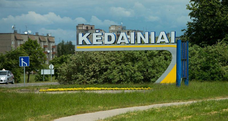 Kėdainiuose bus atnaujintas Vytauto parkas.Juditos Grigelytės (VŽ)  nuotr.