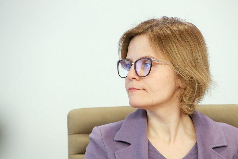 """Julita Varanauskienė, """"Sodros"""" vyriausioji patarėja. Vladimiro Ivanovo (VŽ) nuotr."""