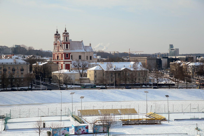 """Dėl""""Lords LB"""" projekto prie Lukiškių aikštėssunerimo ir kultūros ministrė"""