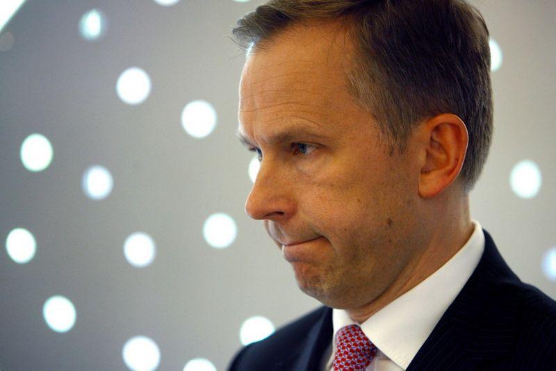 Ilmaras Rimševičius. Ints Kalnins (Reuters / Scanpix) nuotr.