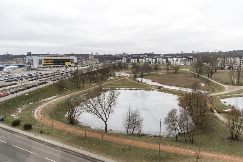 """Siemens"" arena Vilniuje. Vladimiro Ivanovo (VŽ) nuotr."