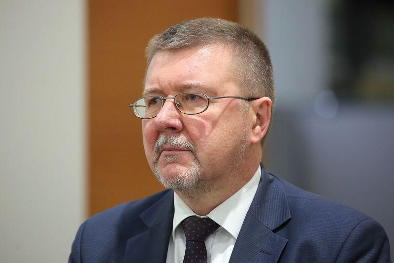 Gediminas Miškinis, ūkio viceministras. BNS nuotr.
