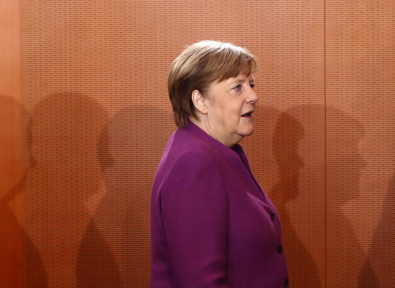 Prekybinėjekarštinėje Vokietija ragina išlikti ramiems