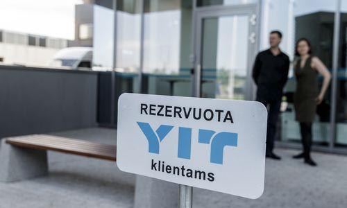 """""""YIT Kausta"""" pakeitė teisinį statusą"""