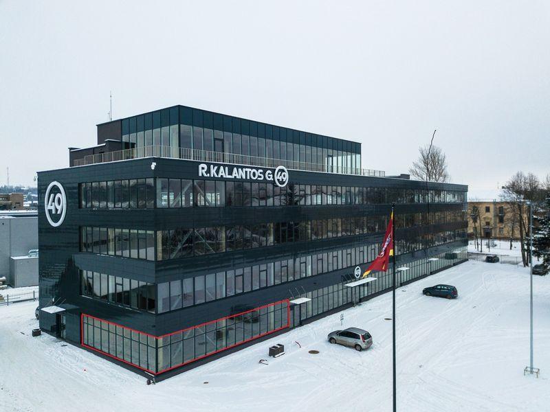 """Naujasis verslo centras """"Kalantos 49"""" įsikūrė rekonstruotame administraciniame pastate Kauno Petrašiūnų rajone. UAB """"KKL Investicijų valdymas"""" nuotr."""