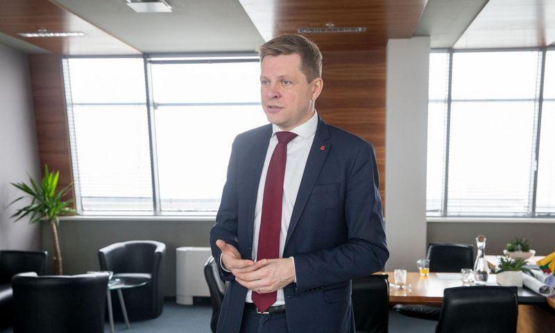 Remigijus Šimašius, Vilniaus meras. Juditos Grigelytės (VŽ) nuotr.
