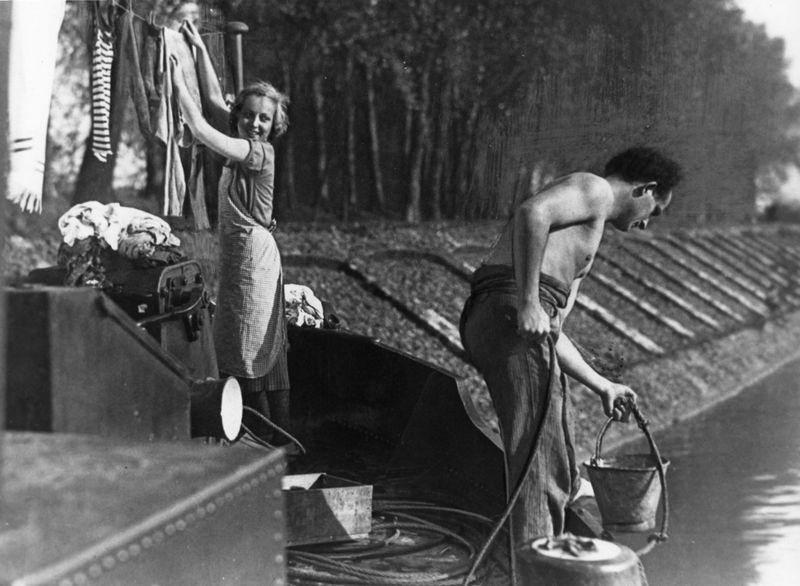 """""""Atalanta"""" – vienintelis Jeano Vigo pilnametražis filmas. kinfo.lt nuotr."""