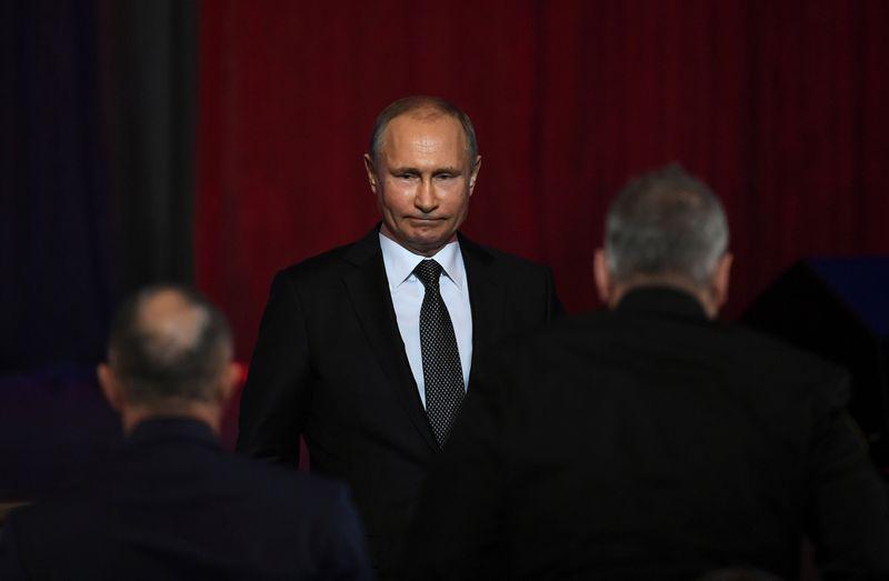 """Vladimiras Putinas jau valdo Rusiją ilgiau nei Leonidas Brežnevas valdė Sovietų Sąjungą. """"Reuters"""" nuotr."""