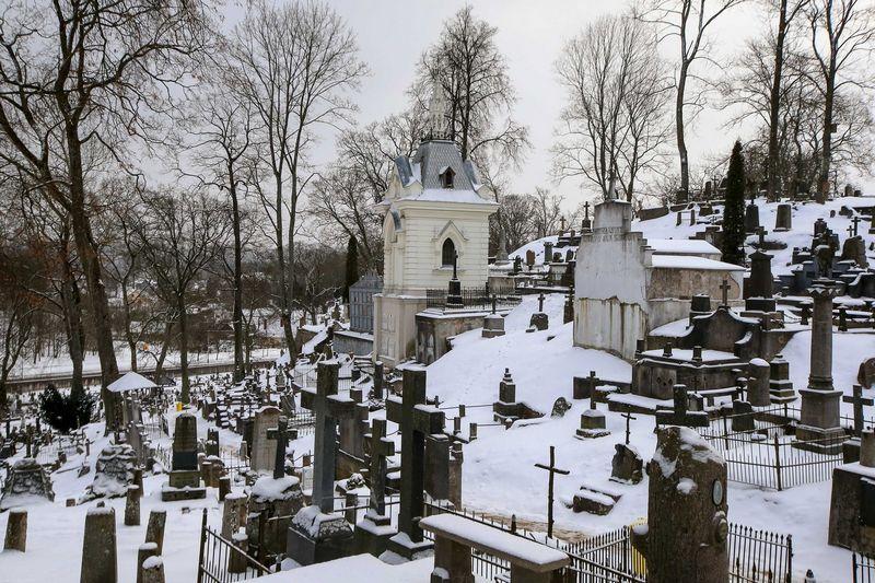 Rasų kapinės. Vladimiro Ivanovo (VŽ) nuotr.
