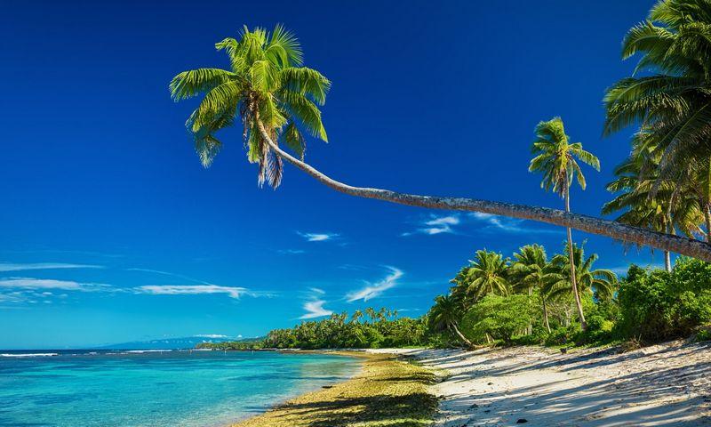 Samoa. Matton nuotr.