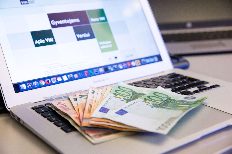 VMI pateikia atsakymus į dažniausius klausimus dėl pajamų deklaravimo