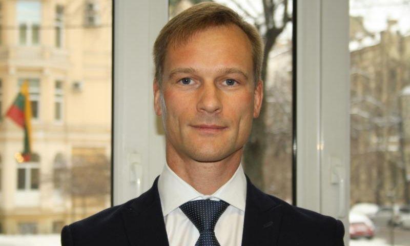 Marius Pulkauninkas.Aplinkos ministerijos nuotr.