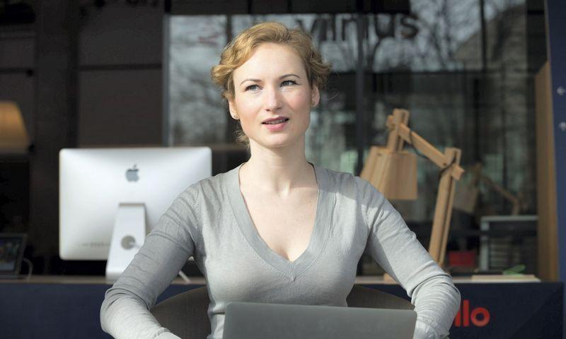 """Aurelija Urbonavičiūtė, """"Tipi"""" įkūrėja ir vadovė. Asmeninio archyvo nuotr."""