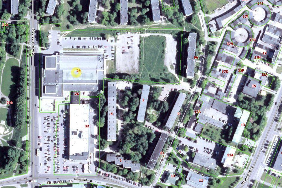 Kaunas statysis ledo areną, ieško rangovo