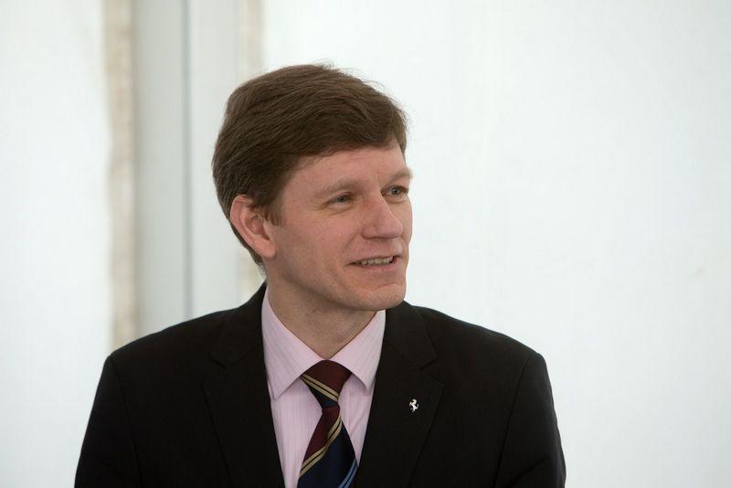 Vigilijus Sadauskas. Vladimiro Ivanovo (VŽ) nuotr