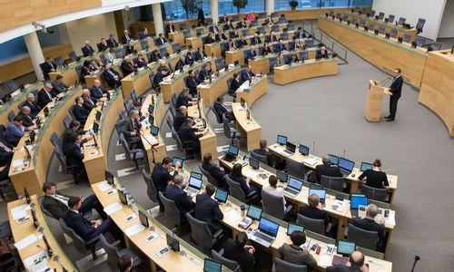 Valdantieji nusiteikę ištirti valstybės skolinimosi politiką krizės metais