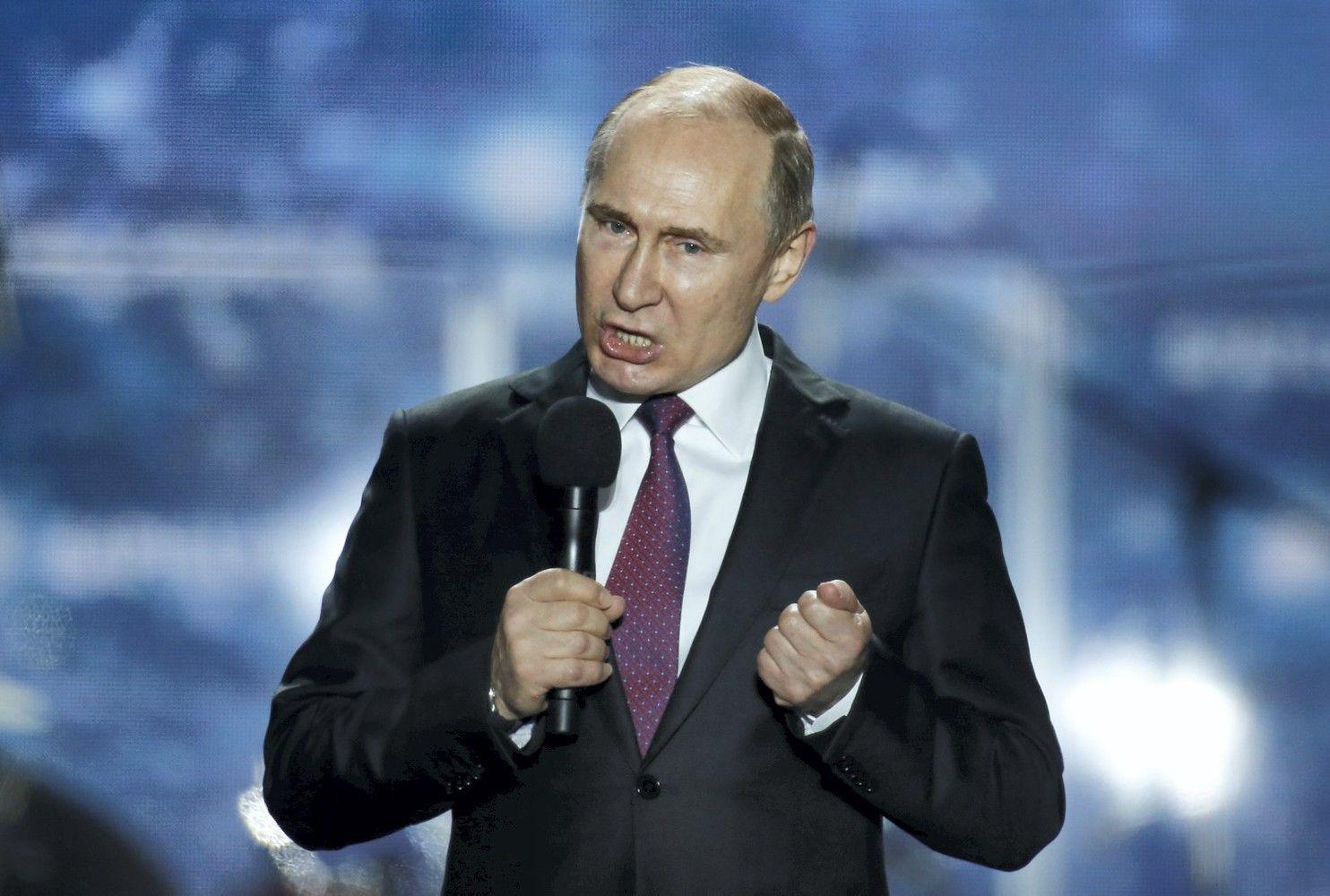 Ko tikėtis iš Putino Rusijos dar šešerius metus