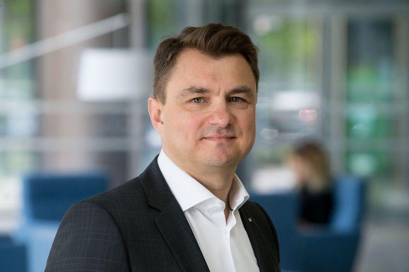"""Žydrūnas Stankevičius, """"Enerty"""" generalinis direktorius. Vladimiro Ivanovo (VŽ) nuotr."""