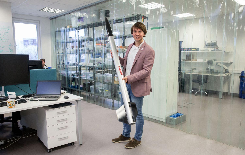 """Nanoavioniką"" perka JAV bendrovė ""AST & Science"""