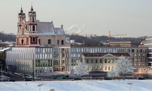 Pristato45 mln. Eur vertės Šv. Jokūbo ligoninės viziją