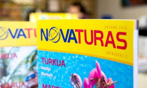 """""""Novaturas"""" gaus subsidijas iš Turkijos ir Egipto"""