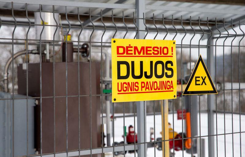 Dėl avarijos dujų tiekimas nutrūko maždaug dešimčiai Kauno įmonių.Juditos Grigelytės (VŽ) nuotr.