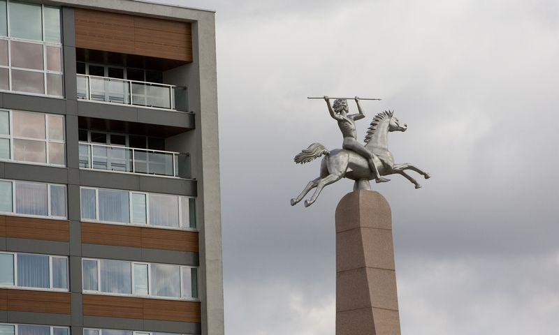 Marijampolės savivaldybė planuoja kelis ES finansuojamus miesto tvarkymo projektus.Juditos Grigelytės (VŽ) nuotr.