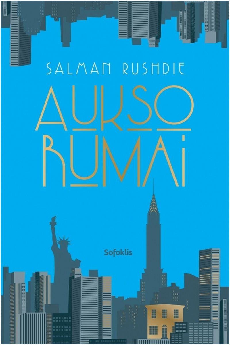 """Salmanas Rushdie, """"Aukso rūmai"""", """"Sofoklis"""", 2017 m., p. 448"""